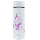 Marimo 細身輕量保溫保冷不鏽鋼隨手瓶 120ml 迪士尼 樂佩 公主房間 白_ FT29602