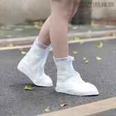 雙十二狂歡男女防滑雨靴防水鞋加厚【洛麗的雜貨鋪】