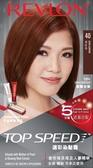 露華濃速彩染髮霜-40深紅色 (40g+40g)