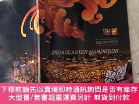 二手書博民逛書店2015罕見BEIJING IAAF World Championships~ Broadcast handboo