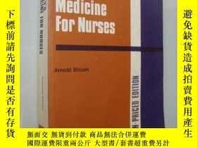 二手書博民逛書店Toohey s罕見Medicine for Nurses 插圖