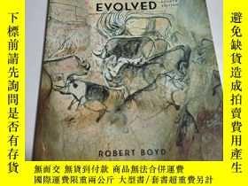 二手書博民逛書店HOW罕見HUMANS EVOLVED:人類是如何進化的(外文)