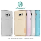 NILLKIN Samsung Galaxy S6 edge+ / edge Plus G928F 本色系列 保護套 軟殼 軟套 防塵塞 手機殼 清水套 矽膠套