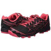 樂買網 MIZUNO 18FW 輕量 米其林大底 女越野鞋 WAVE HAYATE 4系列 J1GK187209 贈腿套