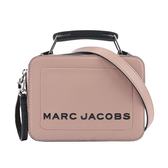 【MARC  JACOBS】The Mini Box 20 Bag相機包(灰棕色) M0014840 260