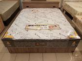 《凱耀家居》蜂巢式乳膠獨立筒6*7尺床墊IB-001-7