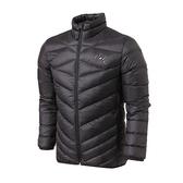 Puma PWRWARM [59459001] 男款 運動 休閒 短版 合身 輕量 保暖 羽絨 外套 黑