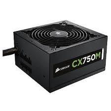 【台中平價鋪】CoolerMaster G750M 銅牌80+ 模組化 電源供應器 750W / 5年保固 ( RS750-AMAAB1 )
