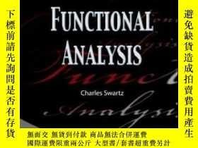 二手書博民逛書店Elementary罕見Functional AnalysisY255562 Charles Swartz W