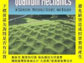 二手書博民逛書店Introduction罕見To Quantum Mechanics: In Chemistry Material