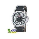 [美國直購 ShopUSA] 手錶 Luminox Silver and Black Dial Leather Automatic Mens Watch SU1809 $21637