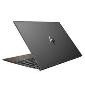 【綠蔭-免運】HP 13-aq1028TX/8ML63PA 13.3吋 家用筆記型電腦(曜石黑-核桃木紋)