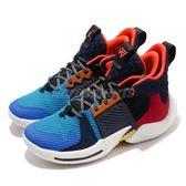 Nike Jordan Why Not ZER0.2 GS Russell Westbrook 簽名鞋 籃球鞋 女鞋 大童鞋【PUMP306】 AO6218-900