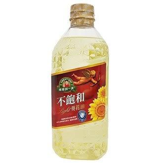 桂格 得意的一天 不飽和葵花油 1.58L