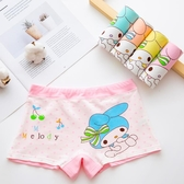 女童內褲純棉平角寶寶中大童小女孩1-3-5-7-9-11歲短褲兒童內褲女