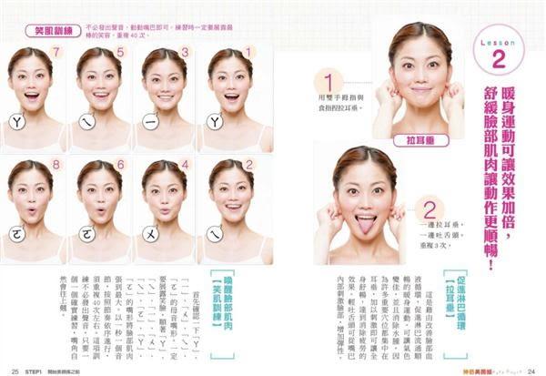 神奇美顏操!:每天10分鐘,就能緊緻臉龐,擁有完美小臉!