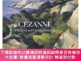 二手書博民逛書店Cezanne:罕見The Rock and Quarry PaintingsY363539 John Eld