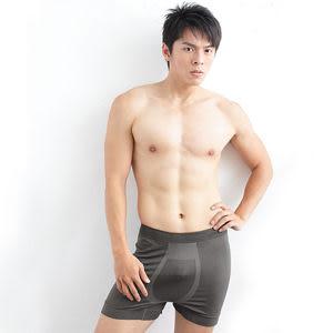 【源之氣】極品竹炭男平口褲(超值6入) RM-20013