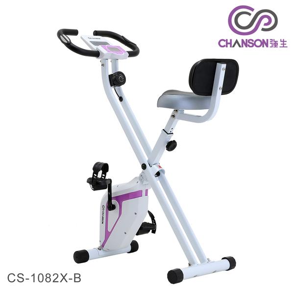 【強生CHANSON】(改版上市) CS-1082X-B樂活有氧健身車-DIY組裝