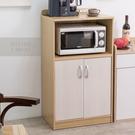 櫥櫃 廚房櫃 收納【收納屋】奇普雙門廚房櫃&DIY組合傢俱