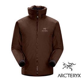 ARC'TERYX 始祖鳥 Fission AR 男單件式Gore-Tex保暖外套 野牛棕 12713|防風防水外套