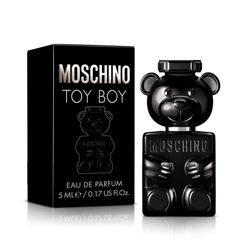 Moschino TOY BOY淡香精小香(5ml)【ZZshopping購物網】