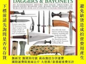 二手書博民逛書店The罕見Illustrated Encyclopedia Of Knives, Daggers & Bayone