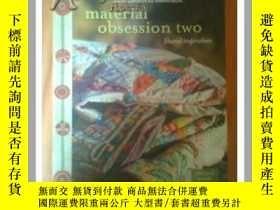二手書博民逛書店Material罕見Obsession Two: Shared
