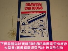 二手書博民逛書店DRAWING罕見CARTOONS 畫漫畫Y222470 STUART TROTTER STUART TROT