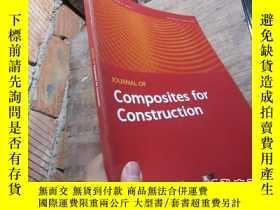 二手書博民逛書店journal罕見of composites for const