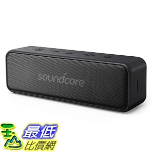 [7美國直購] 12小時可攜式藍牙音箱 Soundcore Motion 藍色 Portable Speaker by Anker with 12W Louder Stereo Sound T01