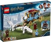 【LEGO樂高】Harry Potter 哈利波特 波巴洞馬車 抵達霍格華茲 #75958