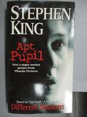 【書寶二手書T6/原文小說_OSO】Apt Pupil_Stephen King