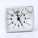 鬧鐘 SEIKO珠光質感方形鬧鐘【NV60】原廠公司貨