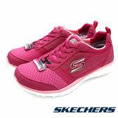 【超低價】SKECHERS MICROBURST WALKING 紅 運動鞋 23306RDPK 女鞋