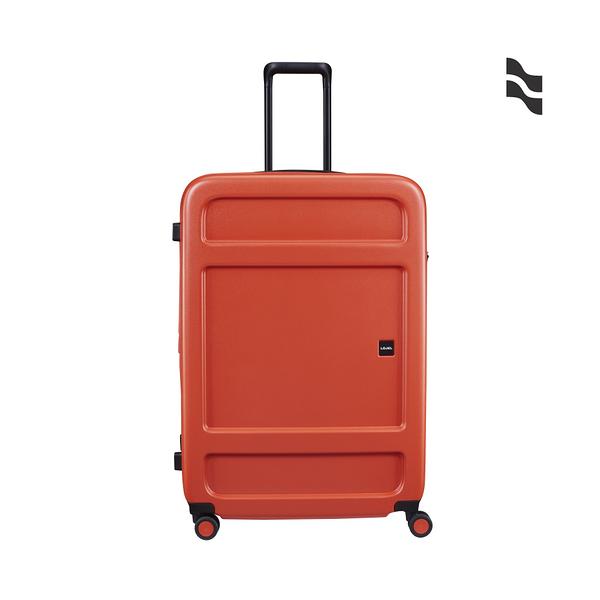 LOJEL JUNA 31吋 37分箱體防盜拉鍊箱 行李箱/旅行箱-紅色 CF1639