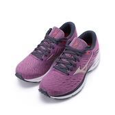 MIZUNO WAVE RIDER 24 慢跑鞋 玫瑰紫 J1GD200642 女鞋