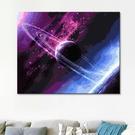 DIY壁畫 diy數字油彩畫填充畫臥室數字油畫抽象手繪填色畫星空星球icision