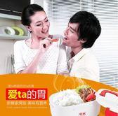 台灣電壓110v飯盒上班族午餐飯盒智慧可插電加熱飯盒迷你保溫電熱  color shop110v