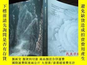 二手書博民逛書店CHRISTIE`S罕見FINE CHINESE CERAMIC