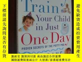 二手書博民逛書店Poetry罕見Train Your Child in Just