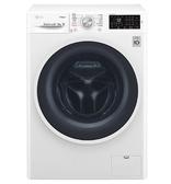 LG 9公斤 6 Motion DD直驅變頻 蒸氣滾筒洗脫烘衣機 WD-S90TCW (典雅白)
