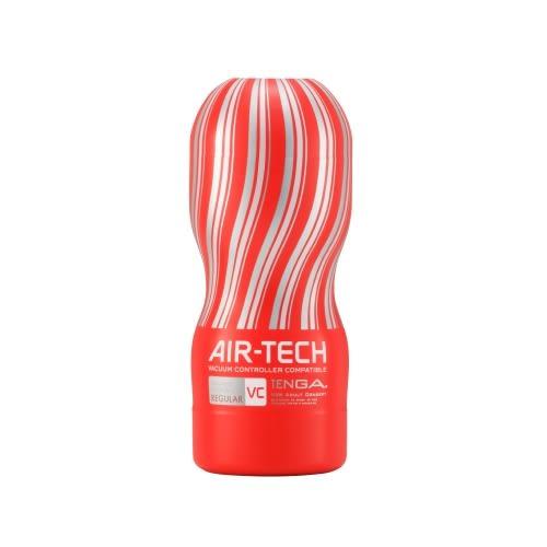 情趣用品-日本TENGA AIR-TECH 重複使用 控制器兼容版 空氣飛機杯 VC標準款 ATV-001R 無電動控制器
