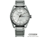 CITIZEN 星辰 AW0080-57A 光動能 日本時尚手錶/42mm