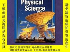 二手書博民逛書店Glencoe罕見Physical Science, Reinforcement And Study Guide,