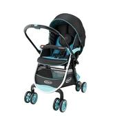 Graco- CITINEXT CTS 購物型雙向嬰幼兒手推車豪華休旅 (藍色公路) 9520元