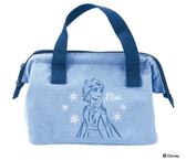【艾莎 手提便當袋】冰雪奇緣2 艾莎 便當袋 手提袋 保溫 保冷 日本正版 該該貝比日本精品 ☆