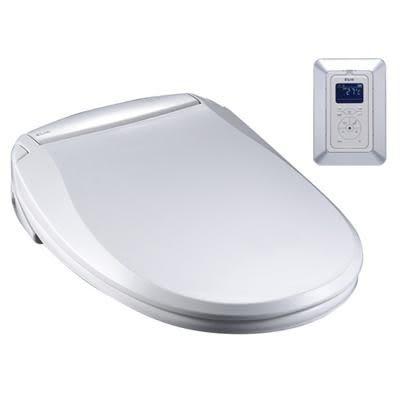 【麗室衛浴】E'LOO 81系列 - 智慧生活電腦馬桶座 加長型