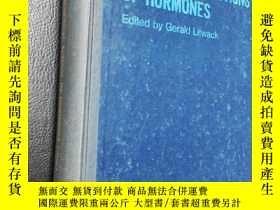 二手書博民逛書店BIOCHEMICAL罕見ACTIONS OF HORMONESY16663 Gerald Litwack