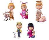 瑪莎與熊-瑪莎動物好友 TOYeGO 玩具e哥
